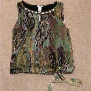 Cashe blouse